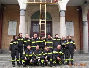 Vigili del fuoco Garbagnate Milanese