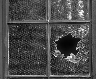 Teoria della finestra rotta the broken window theory - Teoria della finestra rotta ...
